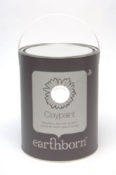 Earthborn Claypaint White 2.5L